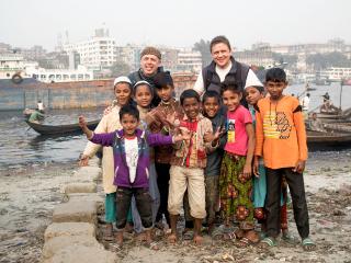 Bangladéš - mášvpičiband ;-)