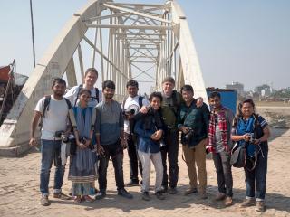 Bangladéš - meeting s miestnym fotoklubom