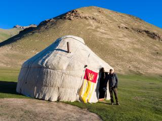 Kyrgyzstán - veľvyslanectvo RAČE