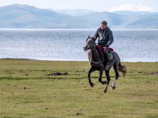 Kyrgyzstán - s mojím Kobunom