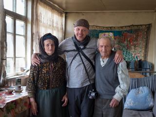 Náhorný Karabach - s Viktorom a Marusijou