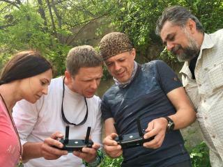 Arménsko - dronujeme