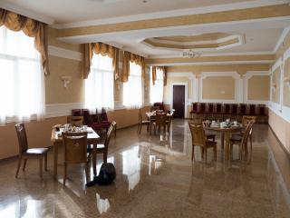 """""""Breakfast room"""" v hoteli Goris"""
