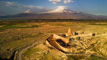 """Arménsko I – """"Jerevan a južné Arménsko"""""""