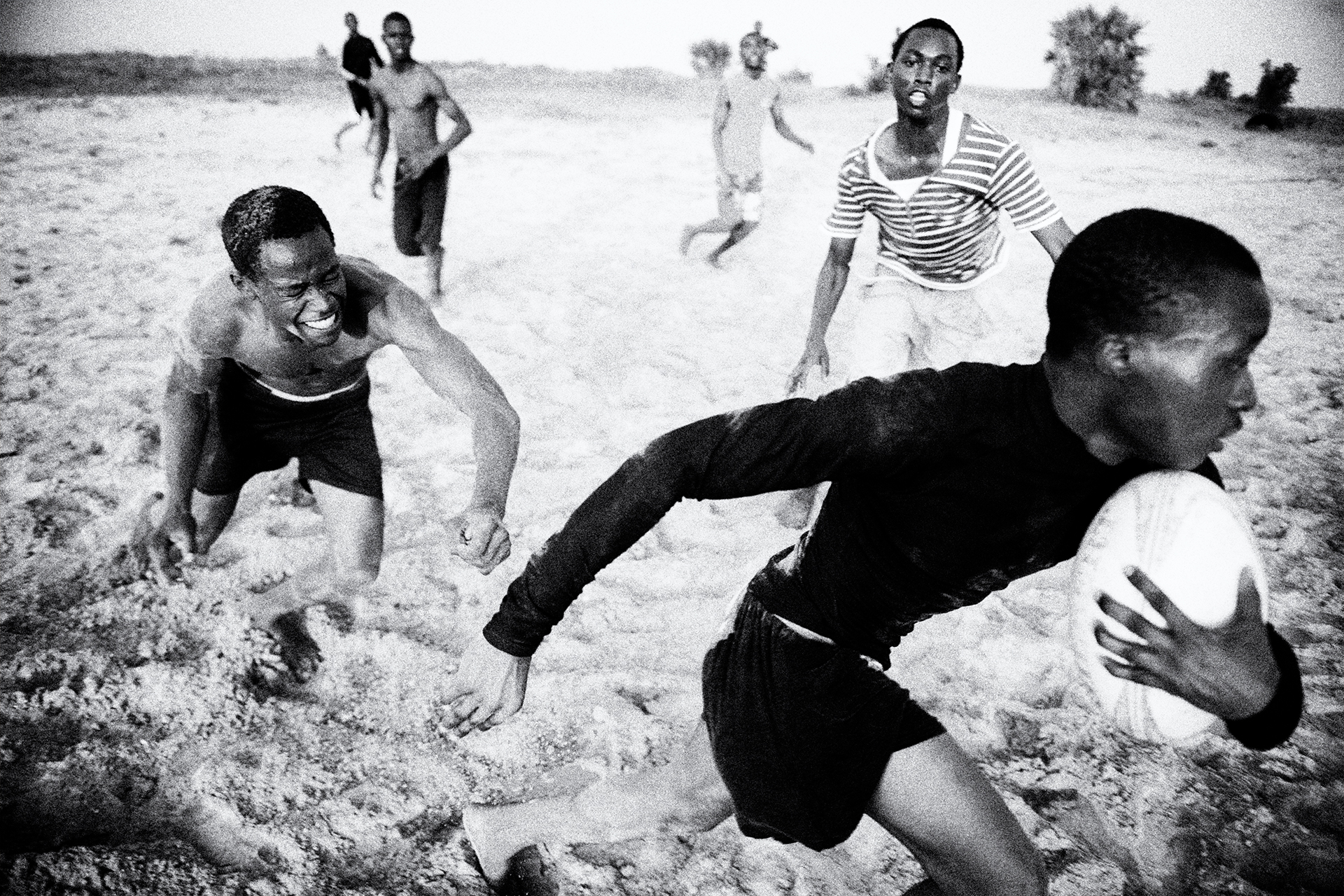 Break – Keňa, Malindi, 2012