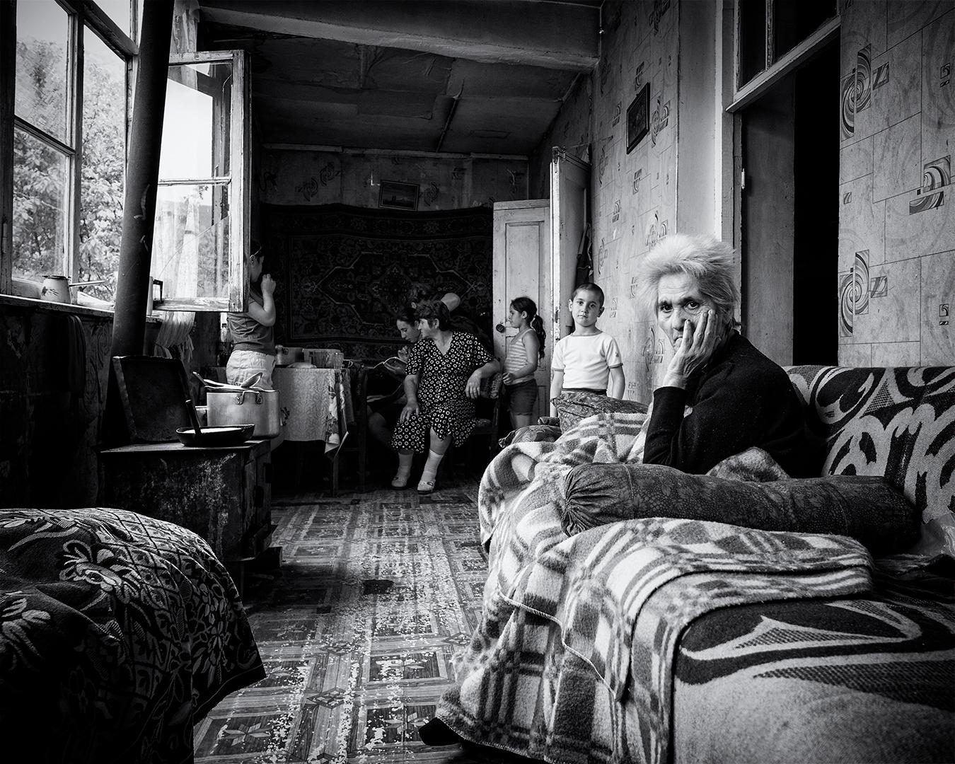 Arménsko 2018