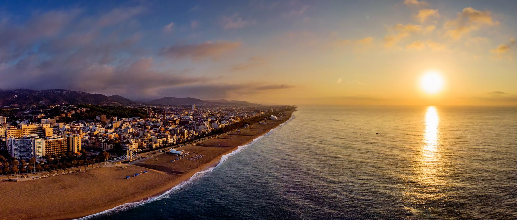 Španielsko – letecká fotografia
