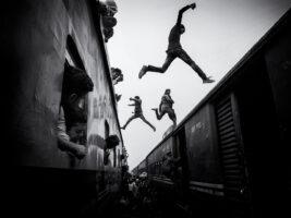 Train jumpers / Bangladéš, 2018